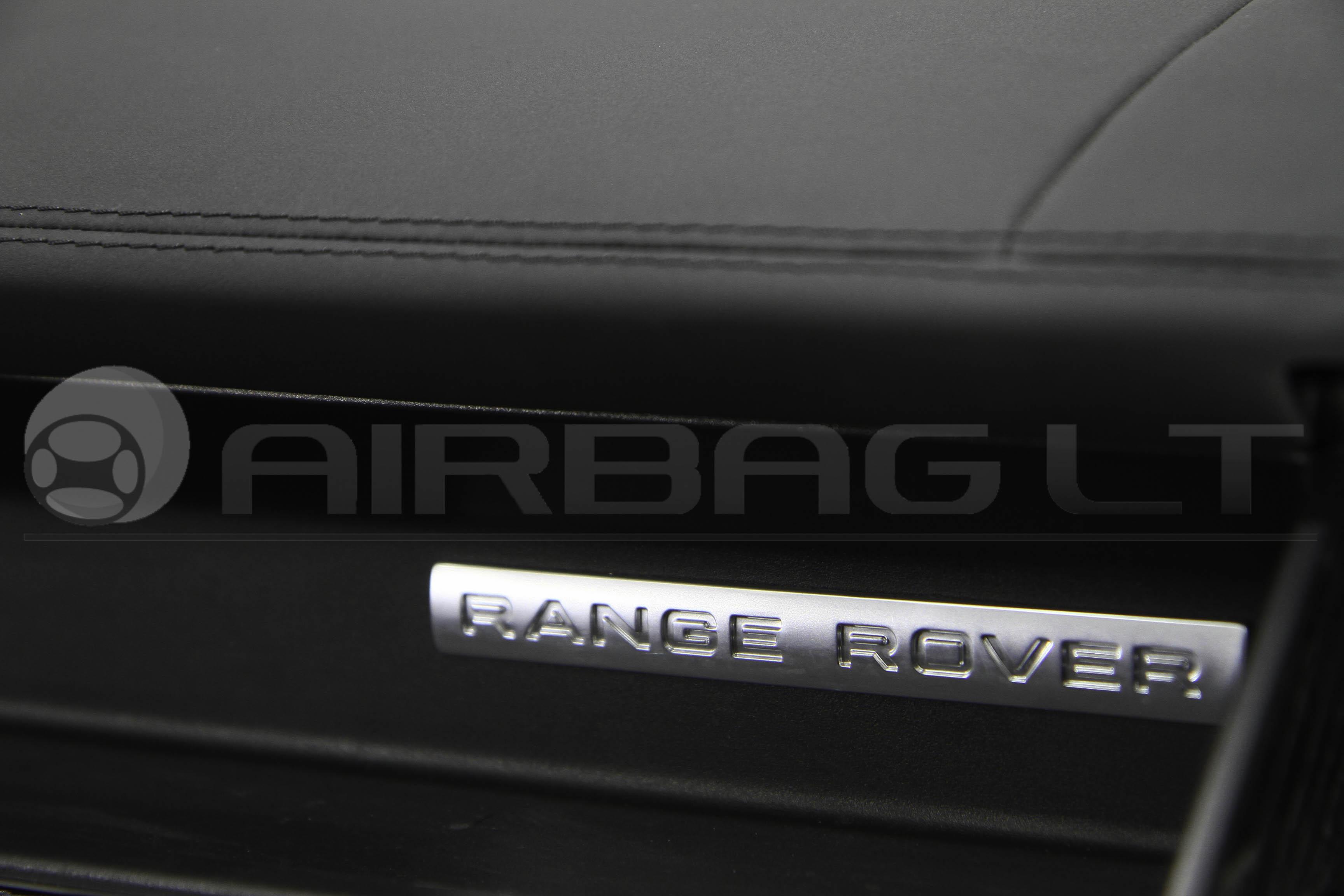 Land Rover Range Rover Sport, panelė 2013